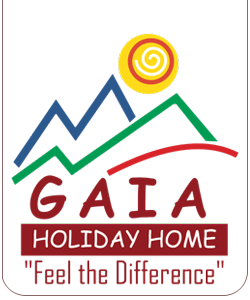 Gaia Holiday Home Logo