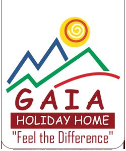 Gaia Holiday Home Logo